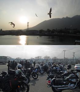 2014新春牡蠣ツーリング